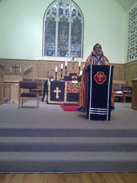 Pesaha Day in Toronto