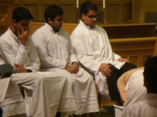 Washing of Feet Liturgy