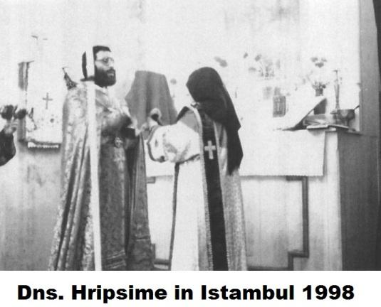 Armenian Deaconess 3
