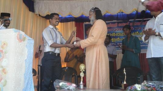 Aravindakshan coach of Rugma honoreed1