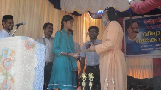 Sandhya honored1